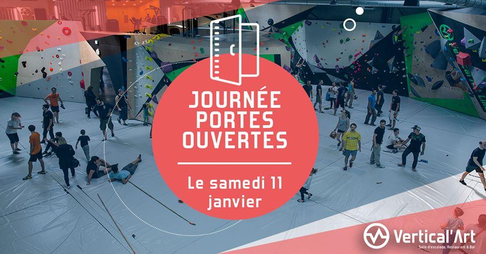 Journée Porte ouverte- Lille-Vertica'Art lille
